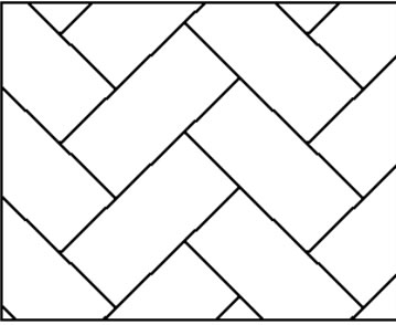 Simple repeating patterns to draw